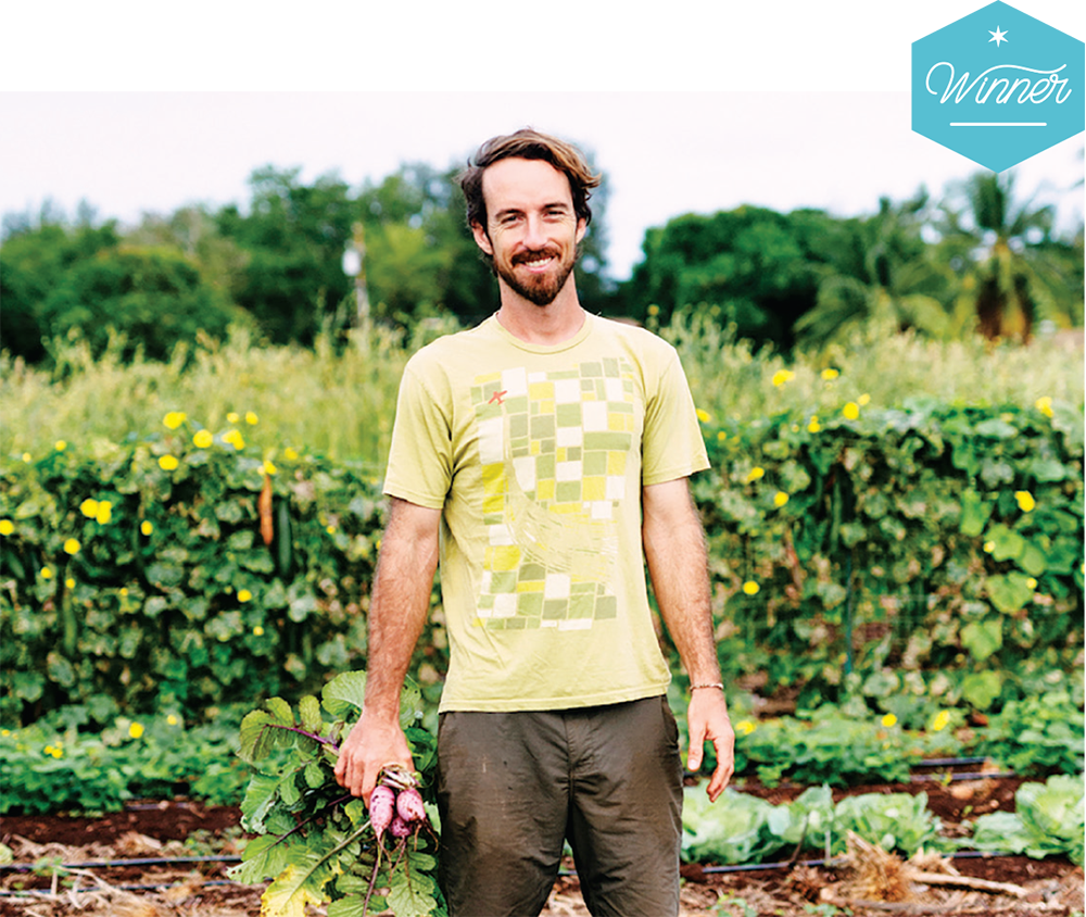 Rob Barreca, Farm Link Hawaii