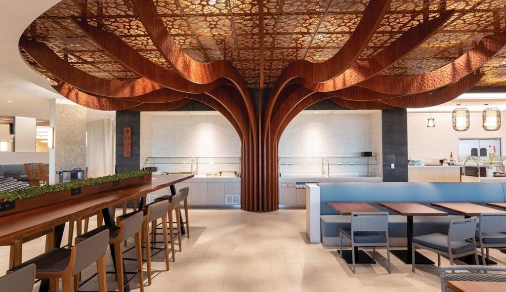 ANA Lounge at HNL