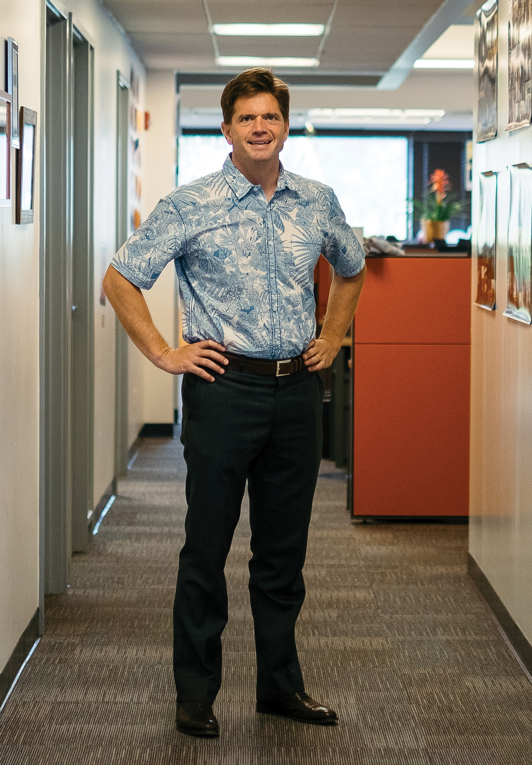 Ben Godsey says the HiHR acquisition helped ProService grow: At the end of 2016, it handled about $1.2 billion in annual payroll for its clients; he expects that to grow 15 percent this year.