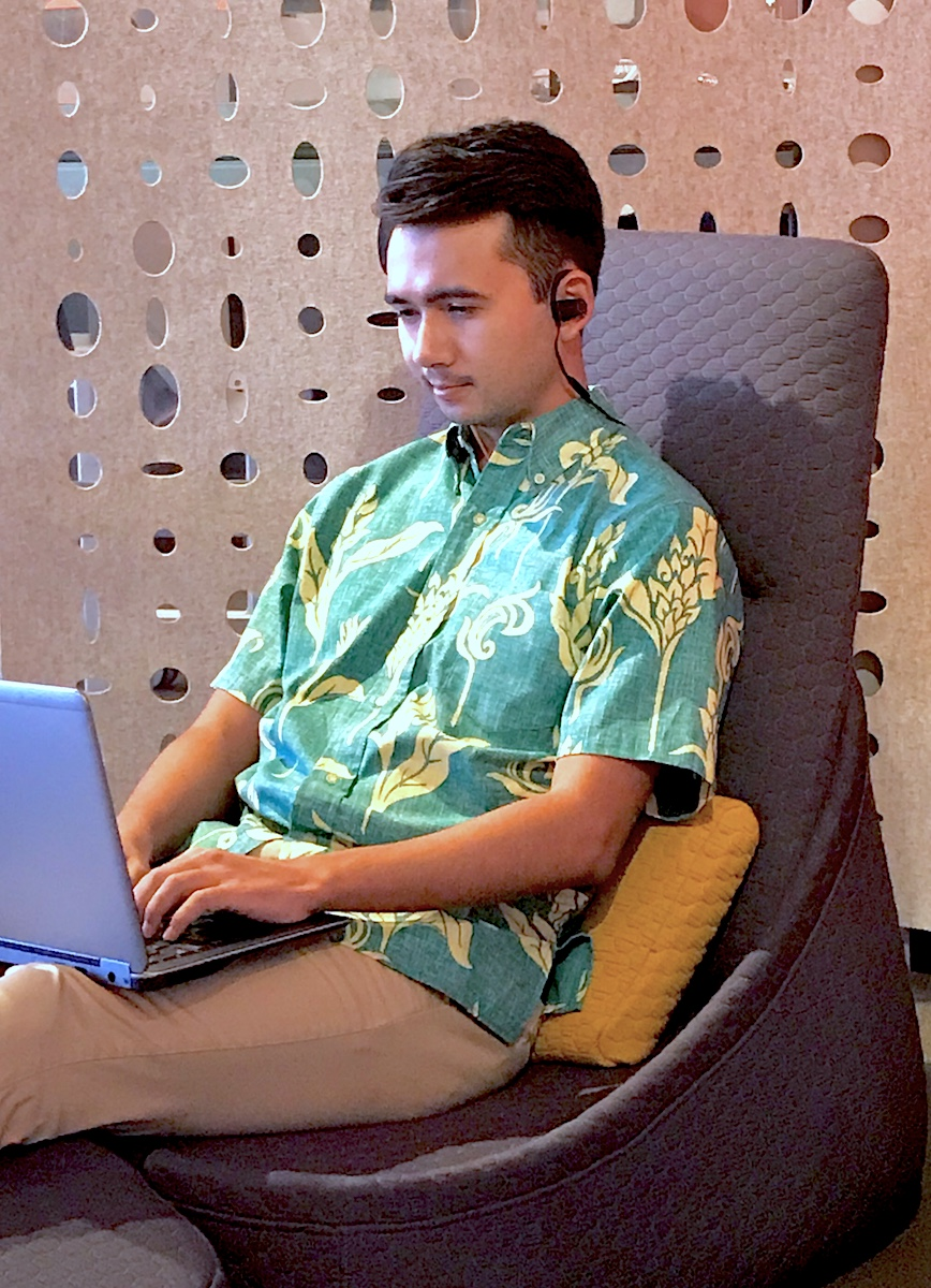 Creating comfortable work areas helps maximize productivity with Generation Z employees, Photos from C.E.I. Hawaii