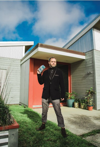 On Maui, Realtor Liam Ball is using virtual reality to draw in potential buyers – in some cases giving them a grand tour of homes they might not be able to visit in person. Photo: Chris Evans