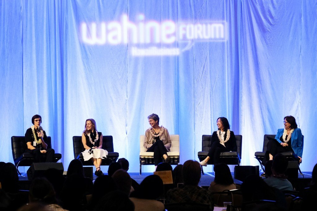 |Register today for Wahine Forum on Oct. 24