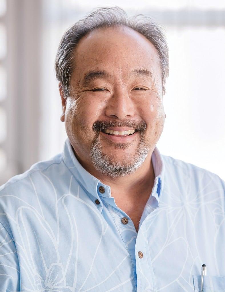 Headshot of Miles Yoshioka