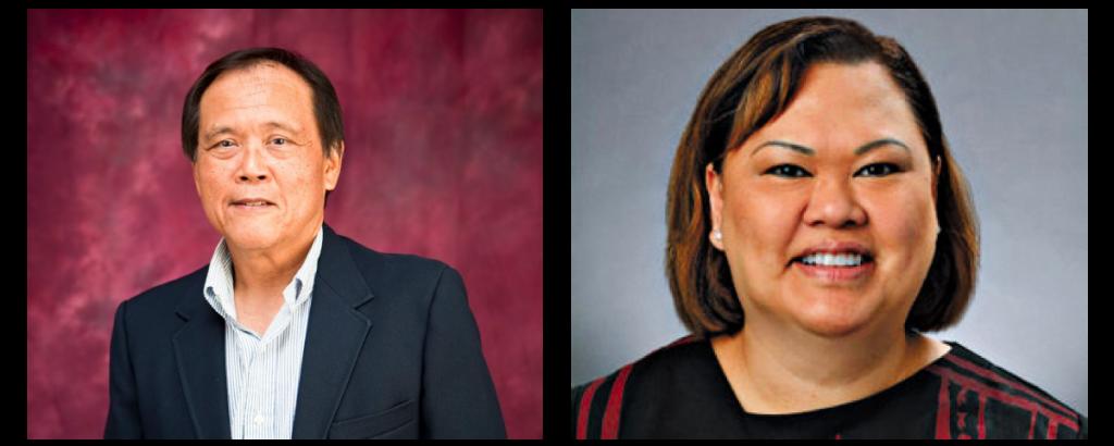 SHRM Leaders - Faustino Dagdag will serve as the SHRM Hawaii 2019 President and Naomi Ahuna, State Director.