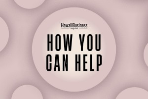 How Can You Help, graphic
