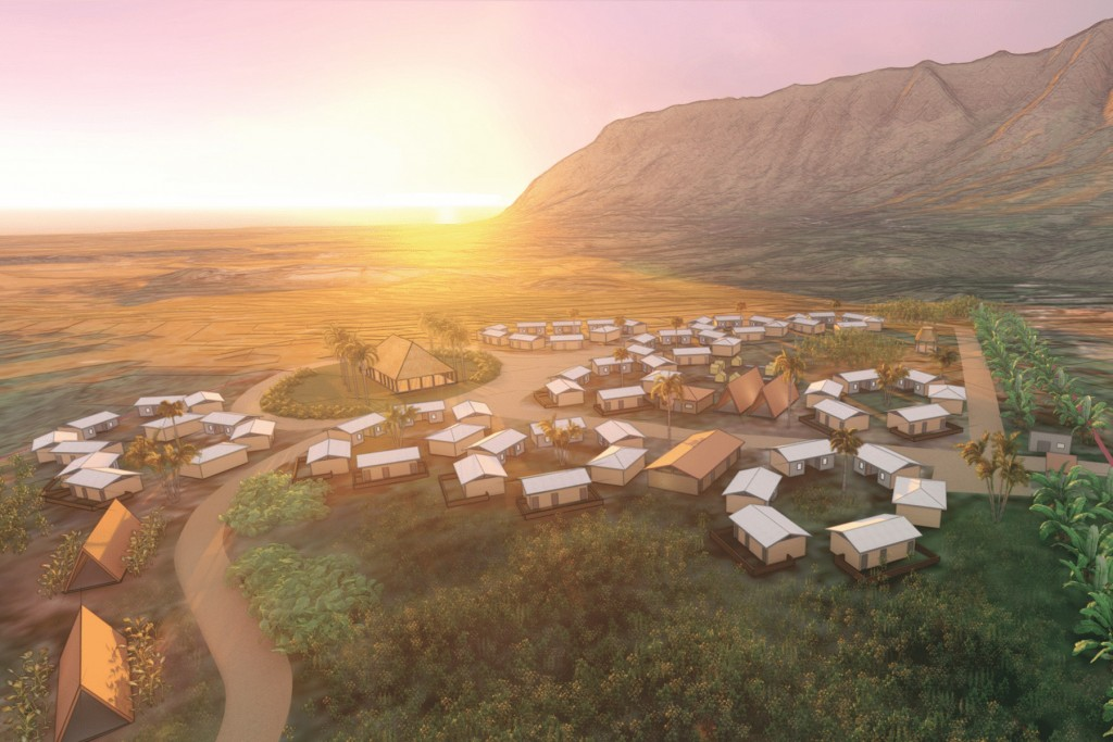 Puuhonua o Waianae Farm Village - G70