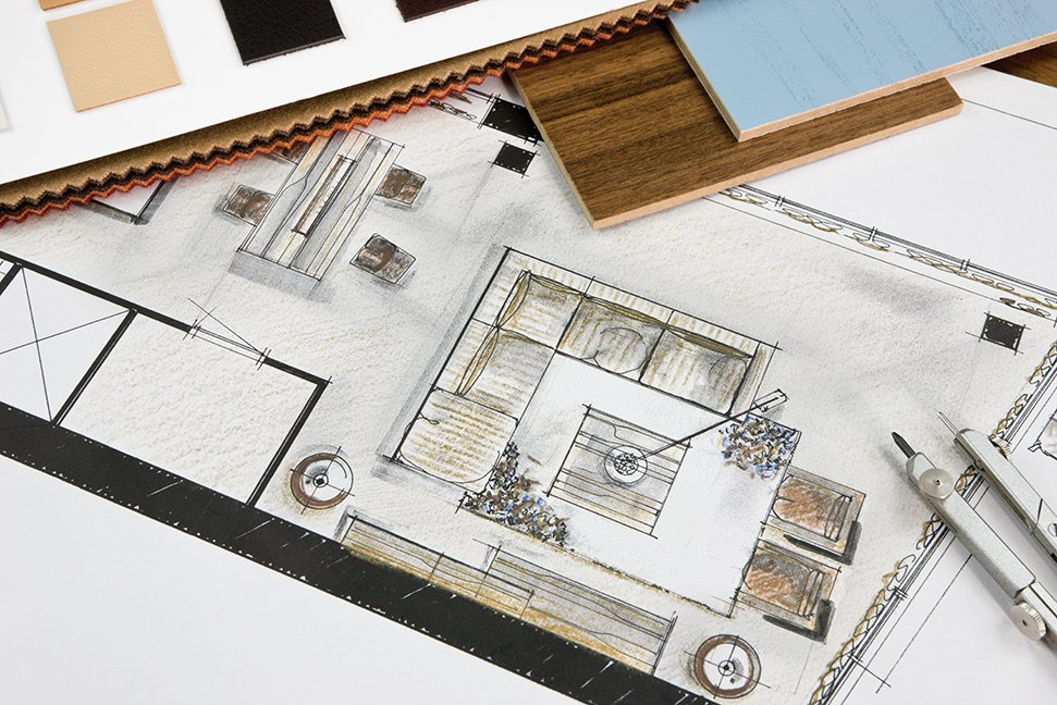 renovation sketches