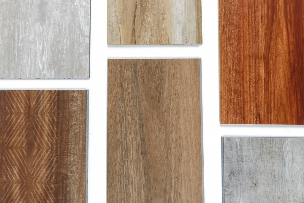 vinyl flooring samples