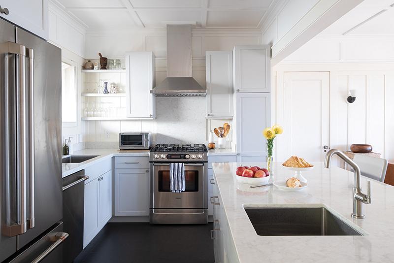 vintage charm kitchen