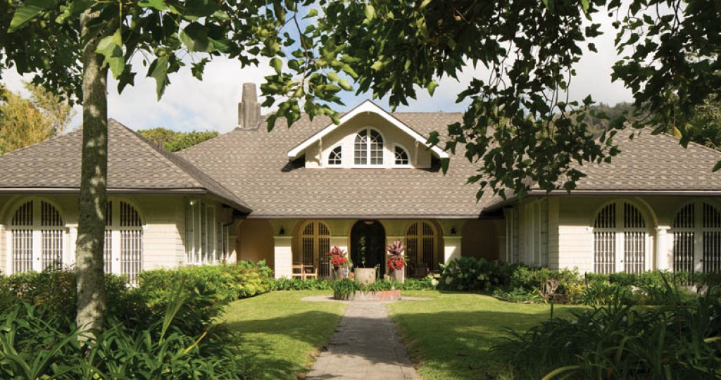 Storybook Architecture Lives in Nuuanu