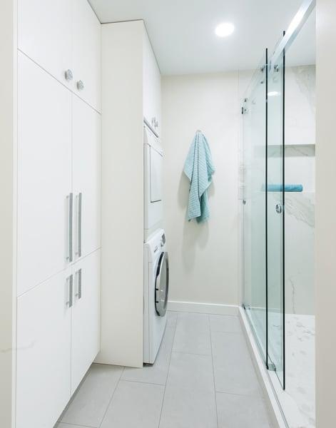 small bathroom renovation townhome