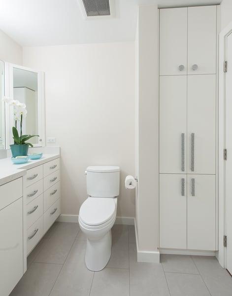 small bathroom townhome renovation