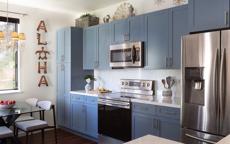 Why Painted Cabinets Are Popular in the Kitchen