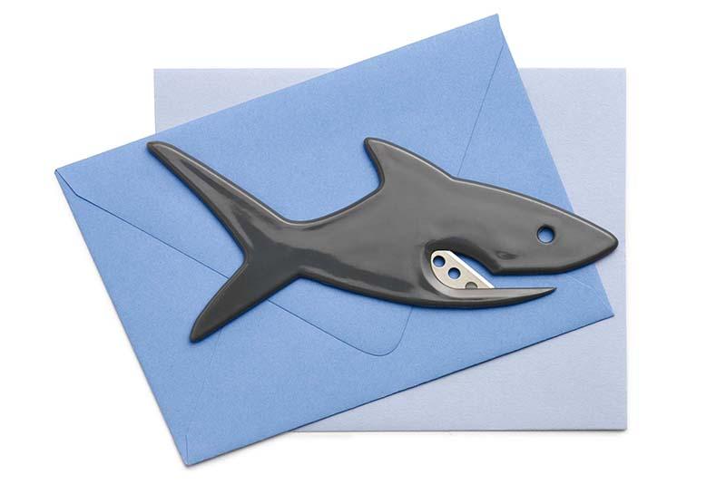 BigBite™ Letter Opener