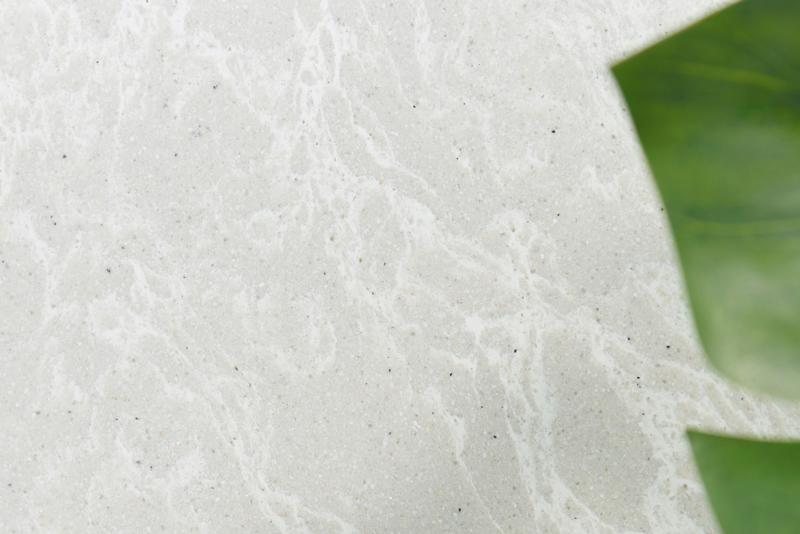 Big Sur Mist Cambrai quartz countertops