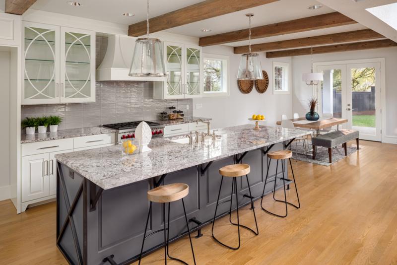 antimicrobial surfaces, clean surfaces, kitchen bath, quartz
