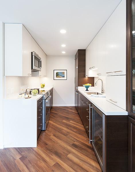 Condominium/Apartment Residential Remodeling