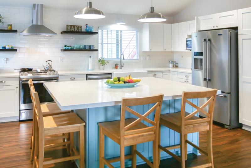 multigenerational home kitchen