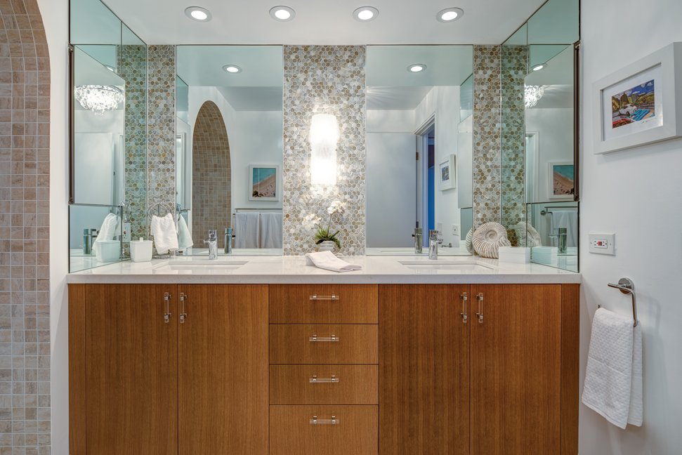 Bathroom Arches in Condos