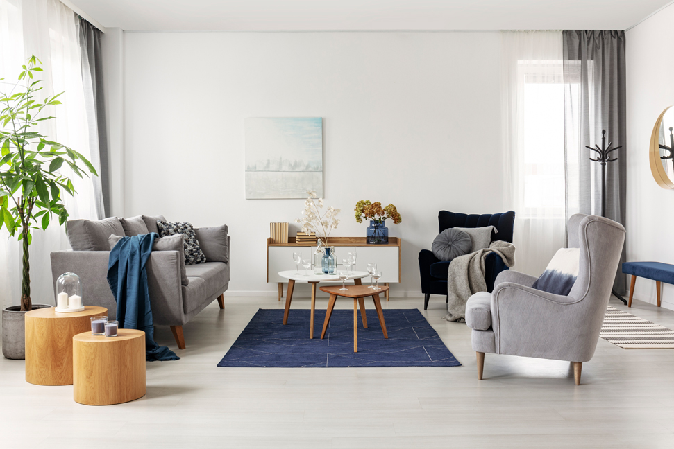 flooring tips for small spaces