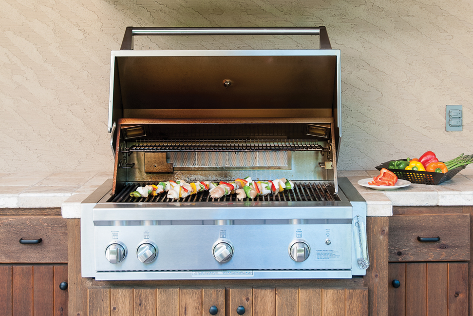 Get Your Grill on with Gas