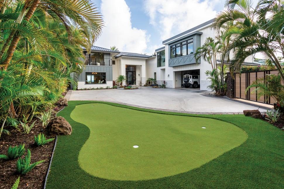 Hawaii Kai property beachfront home
