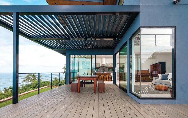australlian-inspired north shore home