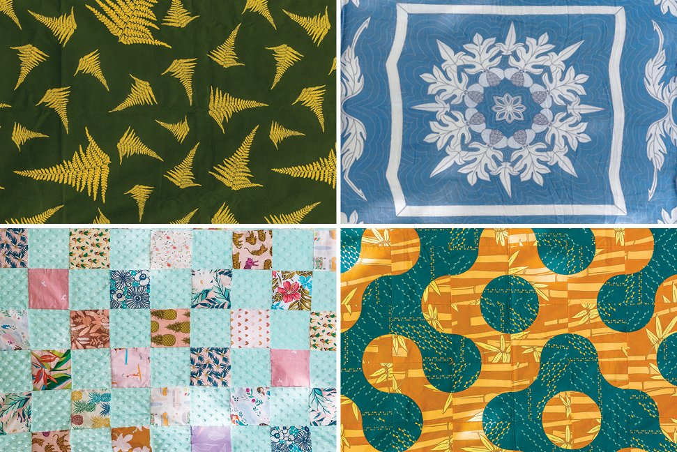 4 Locally Designed Blankets for Your Keiki