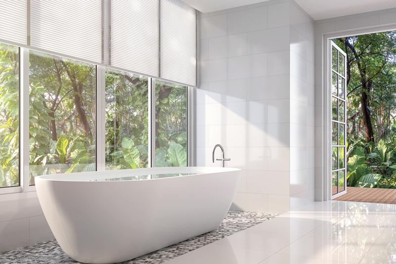 water-conscious-narrow-soaking-tub-relaxing