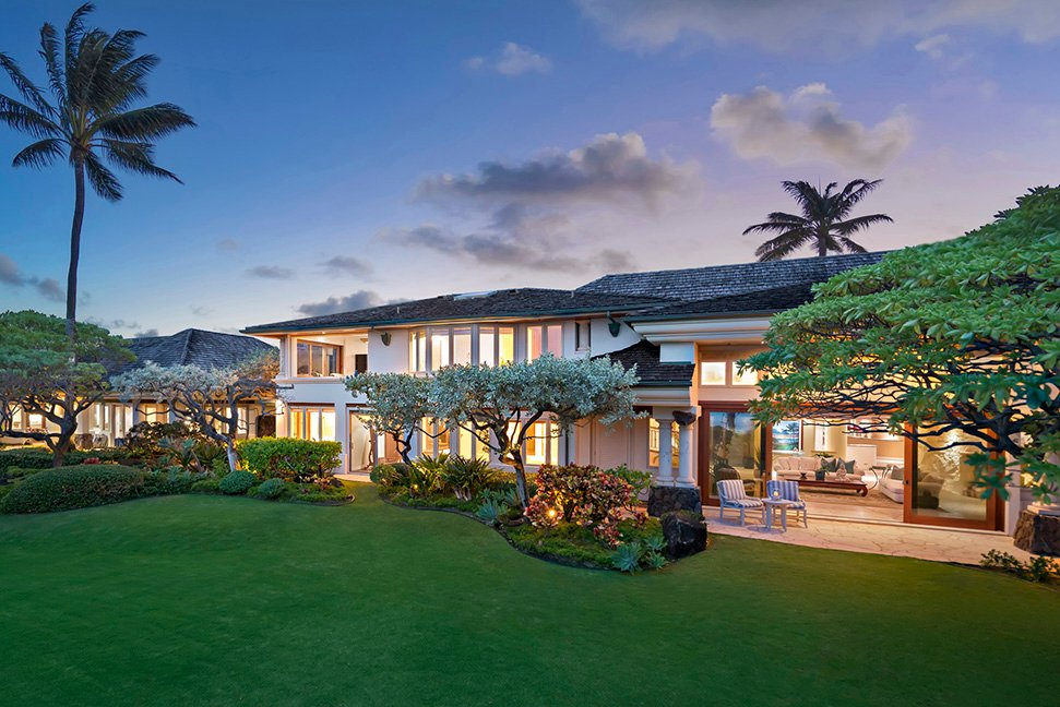hawaii beachfront property