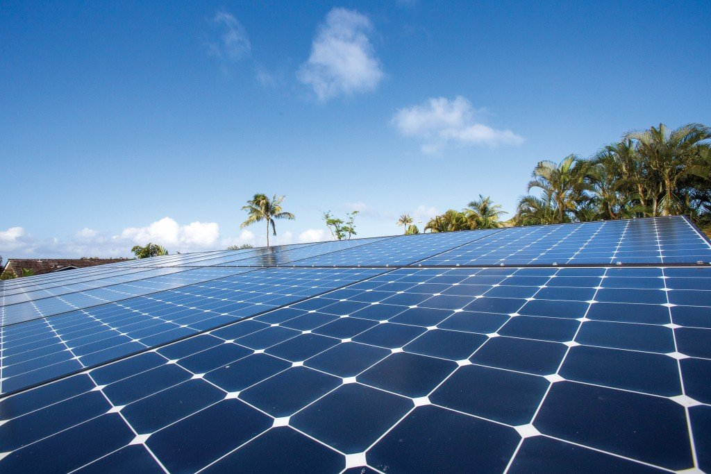 solar panels hawaii home + remodeling