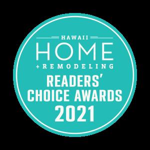 2021 Readers Choice Award Logo