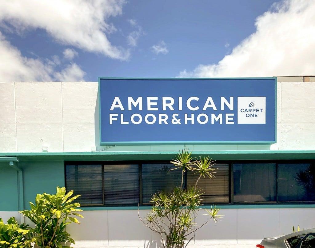 American Floor & Homes