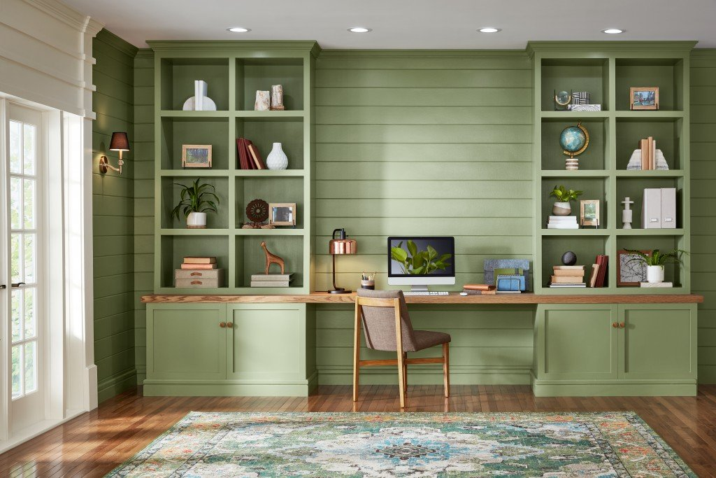 Valspar 2022 Color Of The Year Blanched Thyme Into The Wild