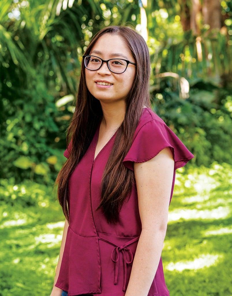 editor Stephanie Nguyen