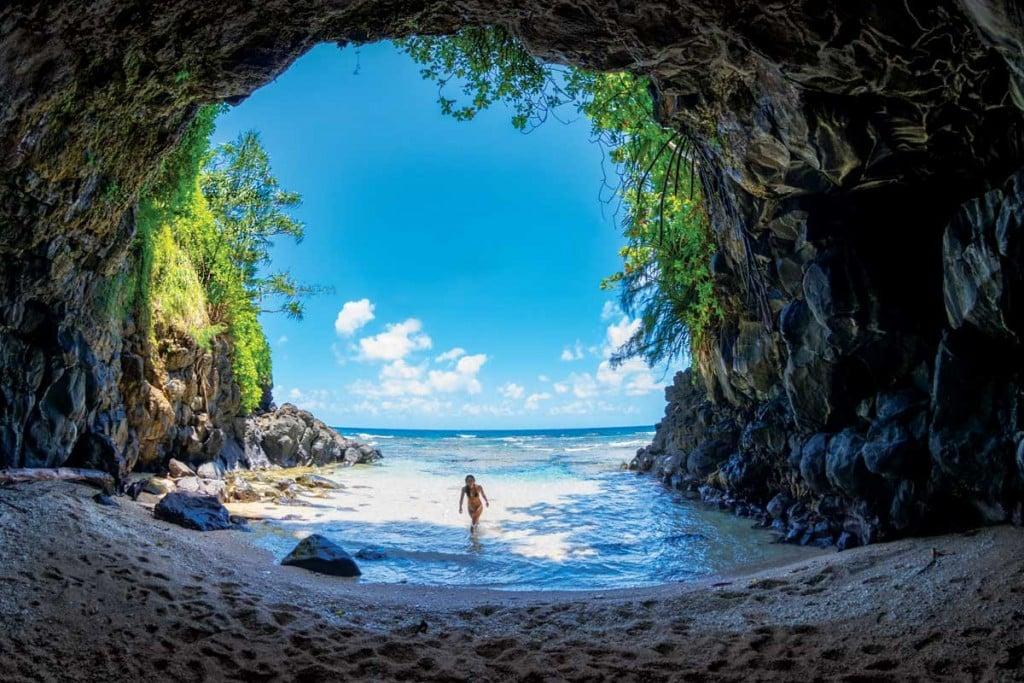 Kauai cave
