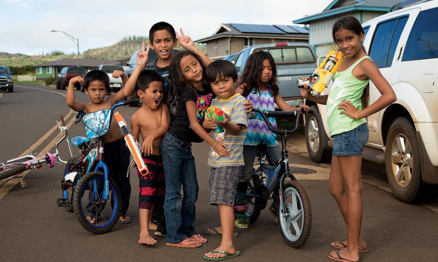 lanai hawaii everyday life