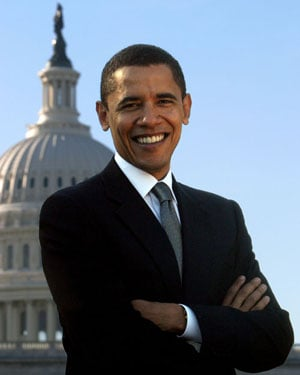 Barack Obama Official small