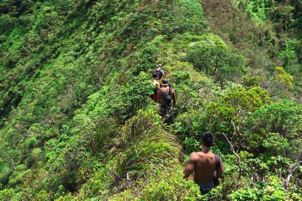 moanalua middle ridge