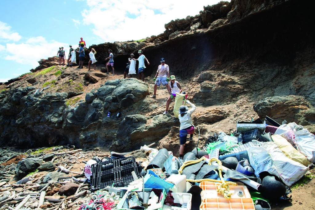 Hawaii Gives Back Sustainable Coastlines