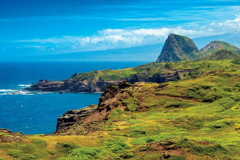 hawaii coastlines scenic areas