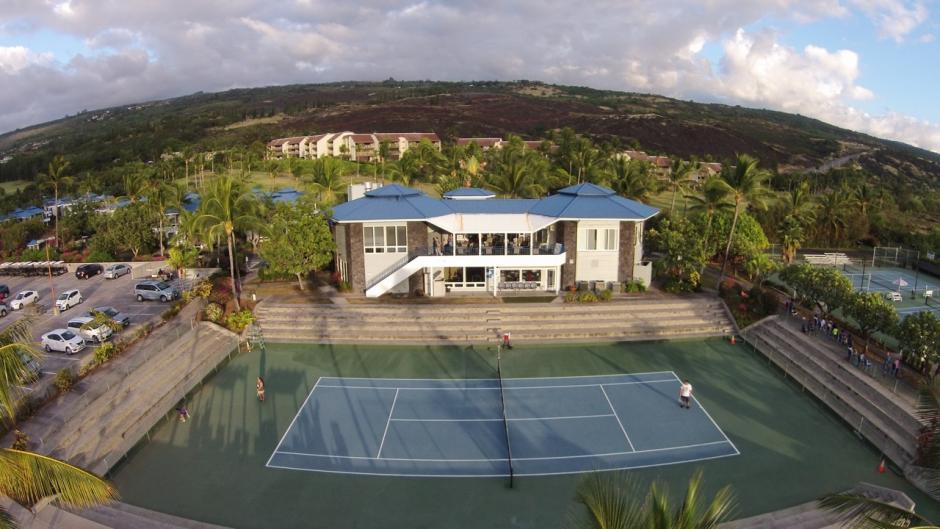 The Fed Cup tennis Hawaii