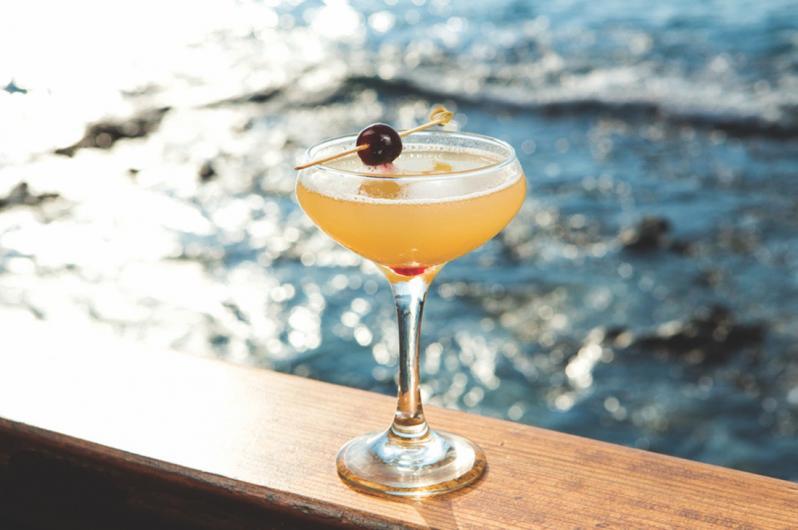 hbar huggo's hawaii island drink bar
