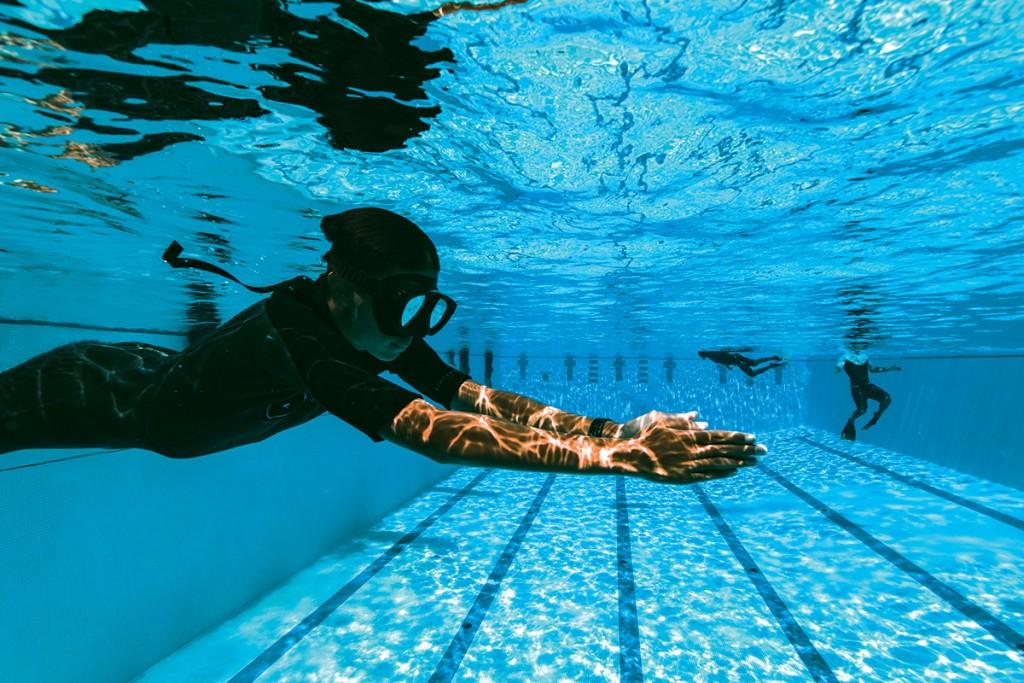 Hawai'i Eco Divers' Apnea Training & Surf Survival Course