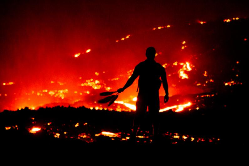 KapohoKine Adventures' Lava Expedition
