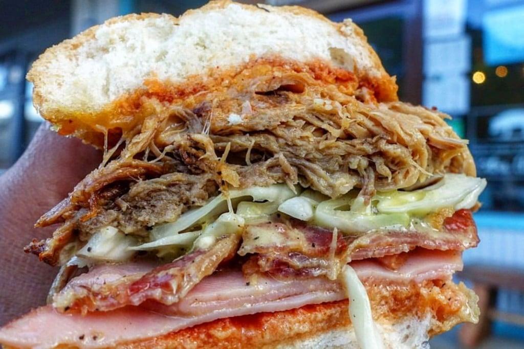 konos sandwich