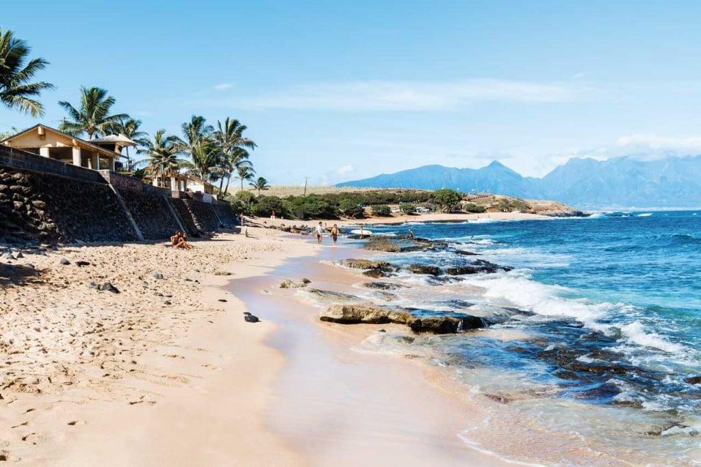 hookipa hidden beach