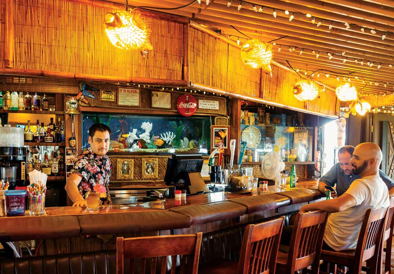 Hawaii S Under The Radar Tiki Bars Speakeasies And Block Parties Hawaii Magazine