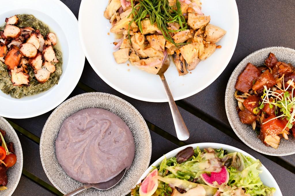 Luau-food