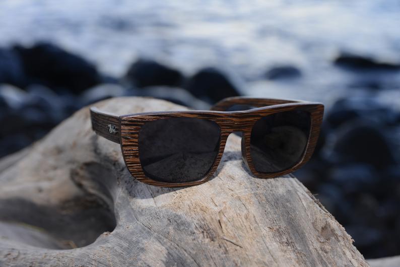 Maui Woody's sunglasses